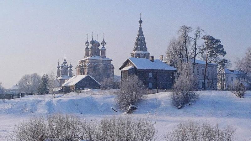 Солигалич, Костромская область - производство валенок.