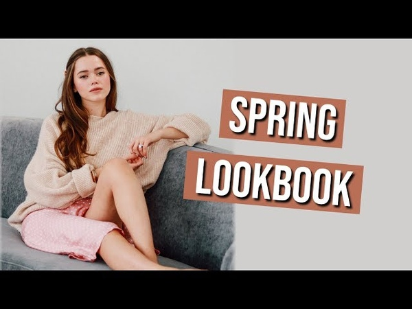 8 Outfits Ill Be Wearing This Spring | Spring Lookbook