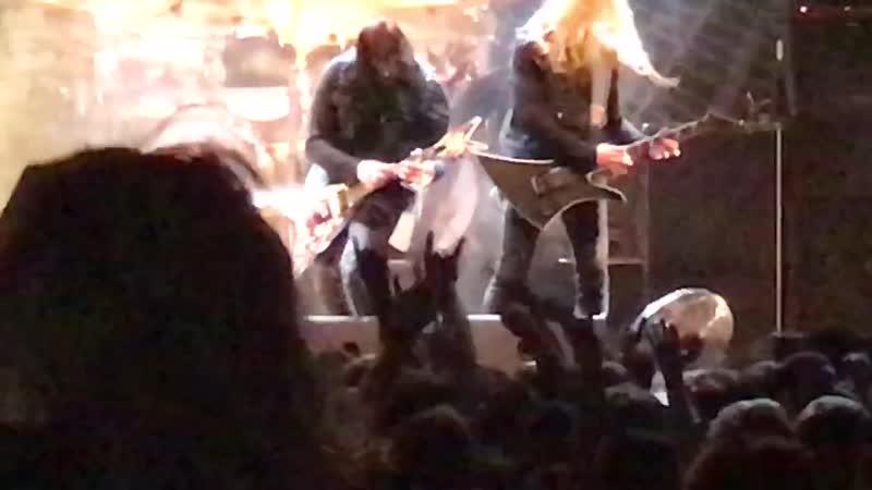 Arch Enemy - No Gods No Masters Dead Bury Their Dead (Live @ GlavClub | Moscow | 15.07.2019)