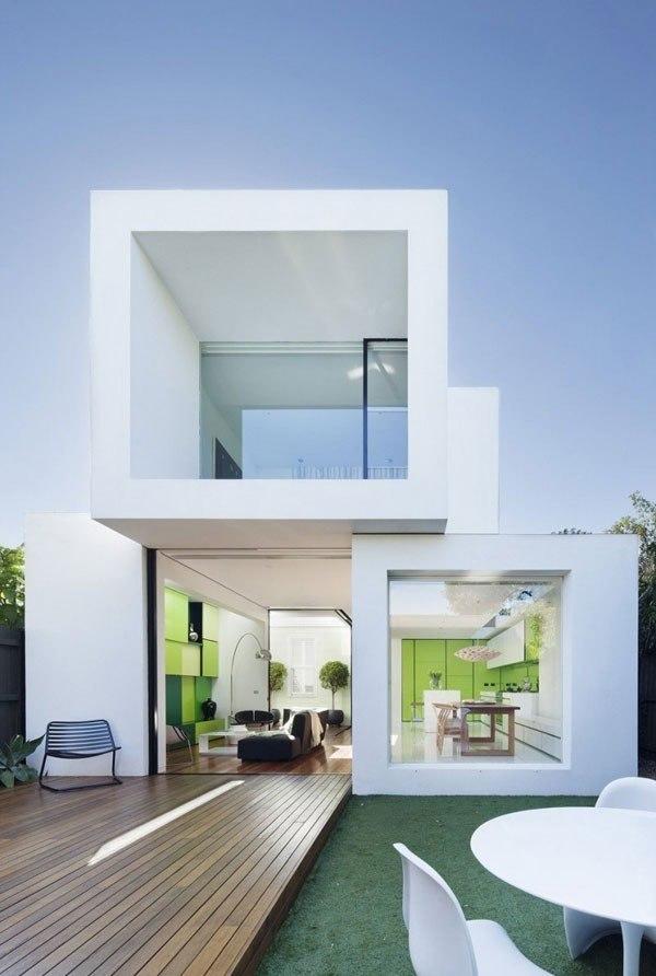 """8HnXFxwERnU - """"Nicholson Residence"""" / Melbourne Australia / Matt Gibson A   D"""