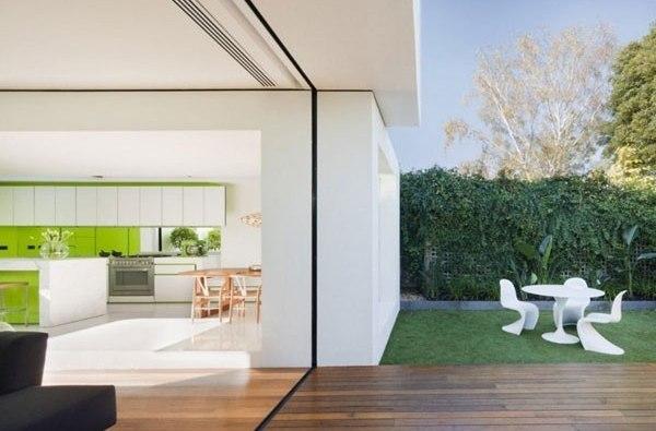 "blKmRTTHtXo - ""Nicholson Residence"" / Melbourne Australia / Matt Gibson A   D"