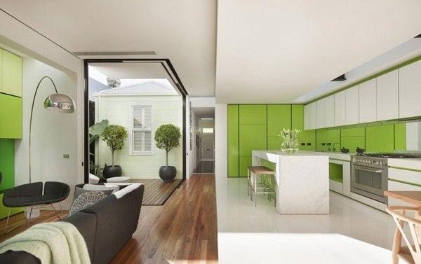 «Nicholson Residence» / Melbourne Australia / Matt Gibson A   D