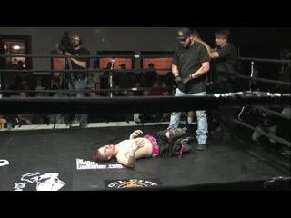 Dean risher vs dylan provenzano [17.03.2018 bare knuckle fight club 3]