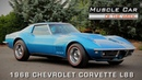 Muscle Car Of The Week Video Episode 117 1968 Chevrolet Corvette L88 427 Coupe