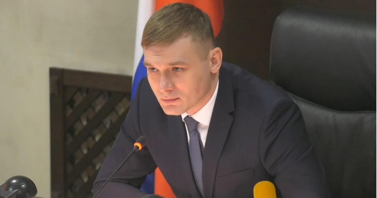 Встреча с Главой Хакасии