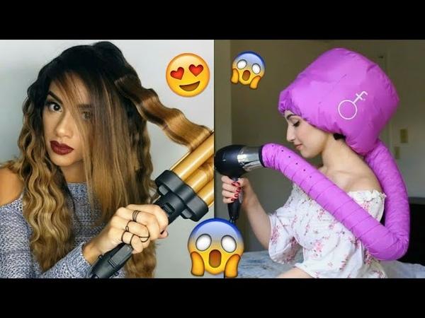 Top 20 Girls Hair Hacks 💇🔥You Should Try 🔥 2018
