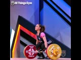 Giorgia Russo - толчок 103 килограмма