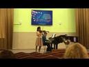 П. И. Чайковский - Русский танец из балета Лебединое озеро, Гатина Нурия