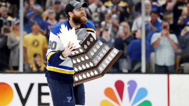 Check out Ryan O'Reilly's path to his first Conn Smythe Trophy