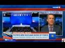 Реакция западных СМИ на заявление Путина о Новом оружии России озвученное в послании 01 03 2018