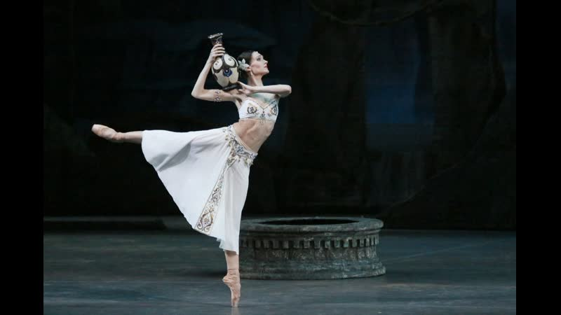 Yulia Stepanova in Swan Lake, La Bayadère and Raymonda