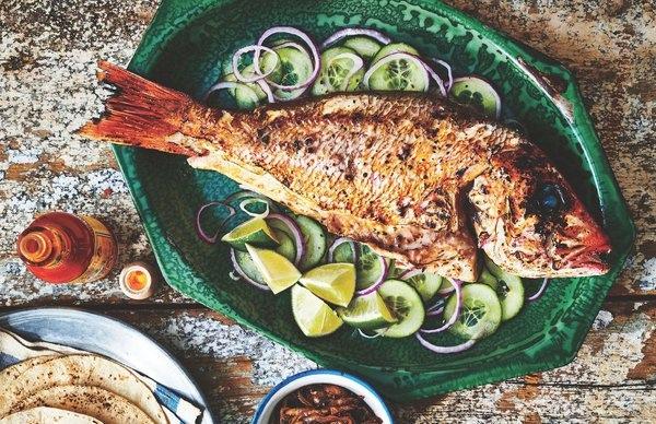 Правило 10 минут при приготовлении рыбы