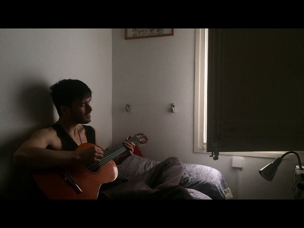 Self Control Frank Ocean Cover by David Sahueso