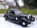 Model Car 1939 Auto Union Horch 930V cabrio 1/18 scale by Ricko
