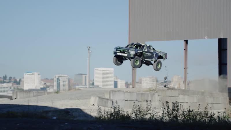Toyo Tires BJ Baldwins Recoil 3 - Sasquatch Hunter