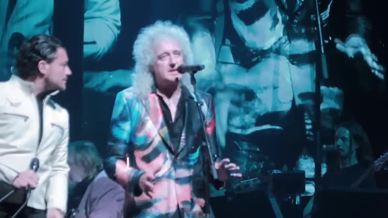 Brian May and Vittorio Grigolo feat Steve Vai - Who Wants To Live Forever. STARMUS V, Zurich. 24.06.2019
