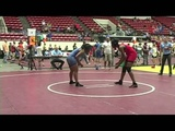 WM 70 KG - 5th - Destane Garrick (BTSNY) vs. Vanessa Dixon (FW Spartans)