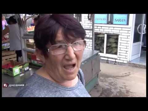Zelena pijaca u Palanci: Ponuda jagoda, višanja, trešanja i sezonskog voća i povrća. 11-06-2019