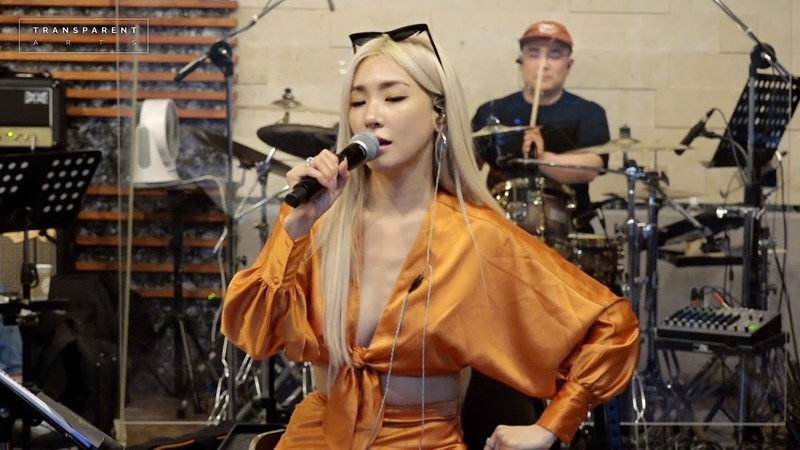 Open Hearts Eve Seoul Rehearsals | Tiffany Young