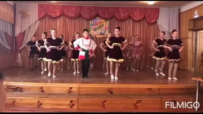 Конкурс Танцевальный фейерверк 2019 💃Выступление коллектива Антарес