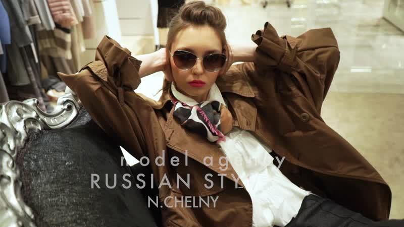 Модель агентства Russian Style Айзель Ф II место конкурса NEXT TOP MODEL 2018