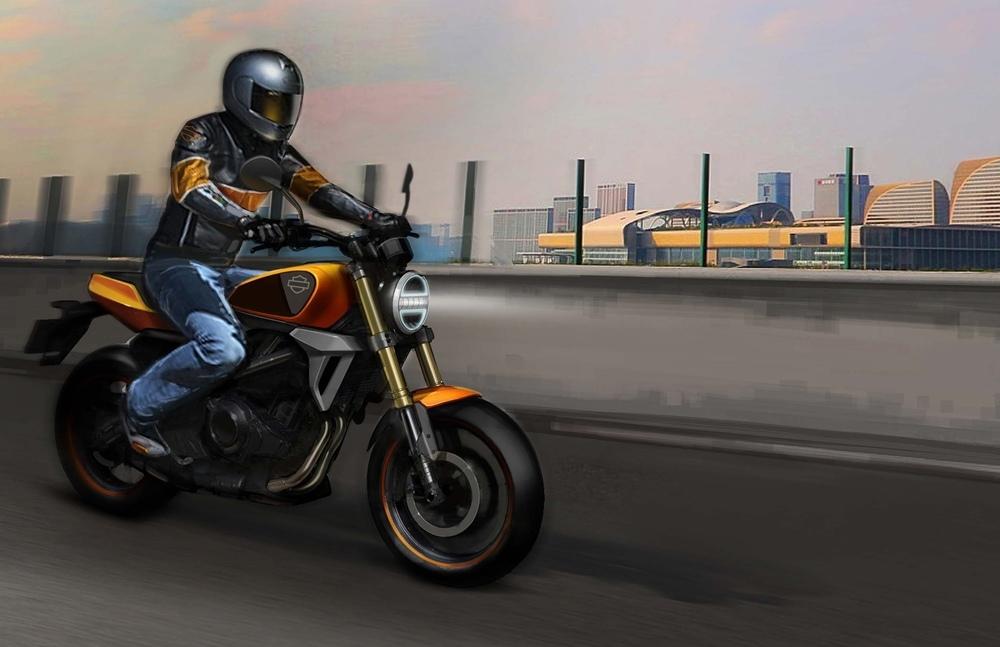 Компания Harley-Davidson подтвердила выпуск 338-кубовой модели для Китая