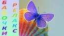 Самые красивые бабочки мира, релакс HD