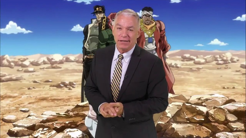 ATTENTION ALL STARDUST CRUSADERS