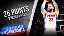 Blake Griffin Full Highlights 2019.03.17 Raptors vs Pistons - 25 Pts, 8 Rebs, 3 Asts! | FreeDawkins