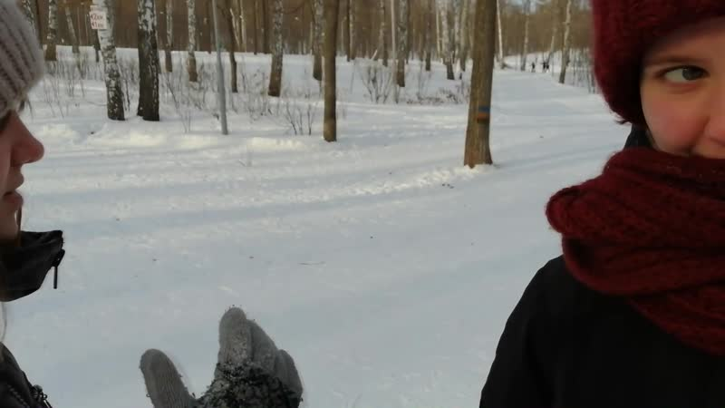 Лыжи 9 б класса
