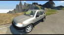 BeamNG.Drive Mod Chevrolet niva Crash test