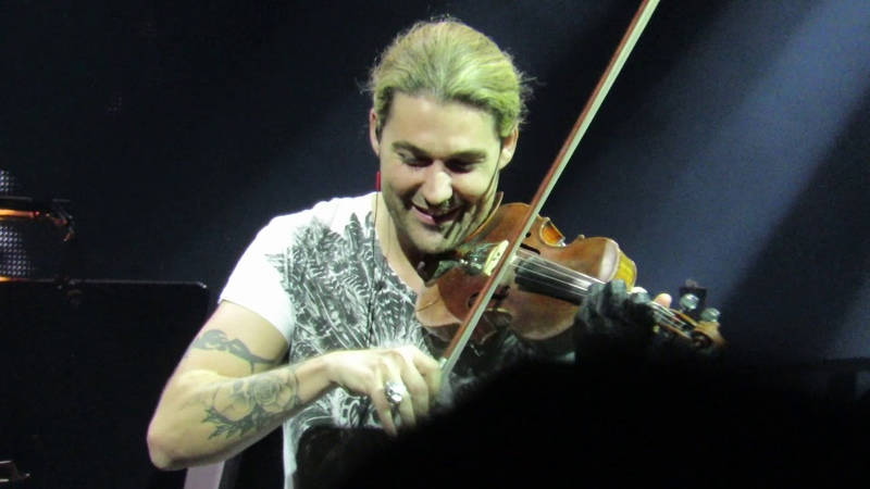 David Garrett Childs Anthem in Leipzig 19 May 2019