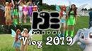 Dokomi 2019 Vlog - Winx Club Dance Night Magic Winx ENG Sub