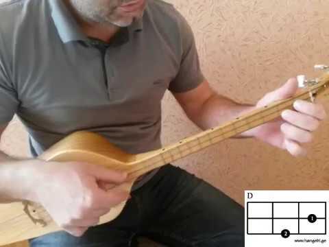 Imeruli mgzavruli - Panduri chords