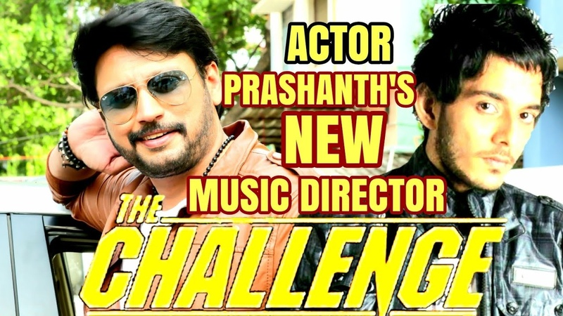 TANISHK BAKSHI | Actor PRASHANTH'S CHALLENGE movie MUSIC Director (Debut)