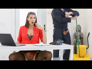 Drilled.xxx  -  the janitor to clean up her ass / bella gets