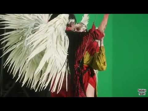 Dimash 《The love of tired swans》MV Shooting tidbits 2