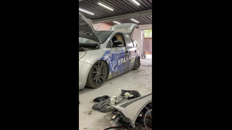 Пневма Ford Focus 2