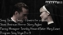 American Horror Story Asylum - Monsignor Timothy Howard and Sister Mary Eunice: Only Human