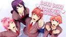 【MMD】Doki Doki Forever! (MALE VERSION) - Cover by Caleb Hyles DDLC