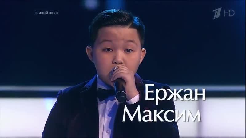 От голоса этого ребенка даже СТАКАН ЛОПНУЛ в дребезги Мощнейший голос!