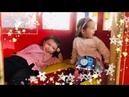 Веселый паровозик Песня для детей Катаемся по магазину МЕГА Детский паровозик