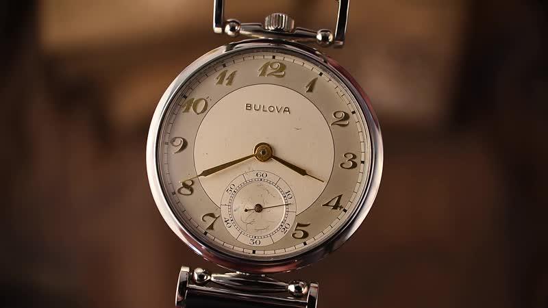Видео обзор часов Bulova