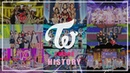 TWICE Special ★Since Debut to DTNA★ 1hr Stage Compilation