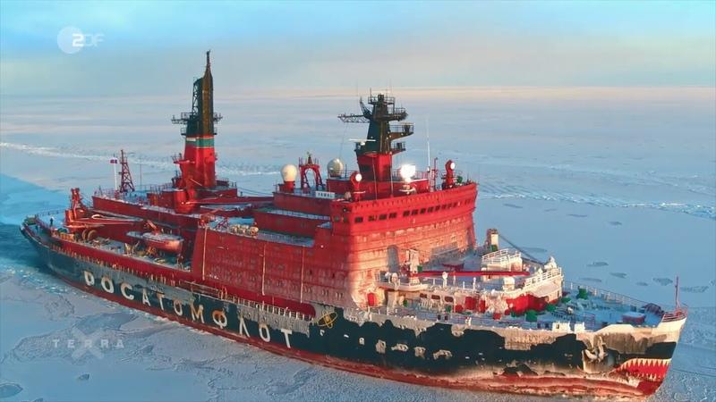 [HD DOKU] Russland von oben (45) Kalte Küsten und ewiges Eis (2019)