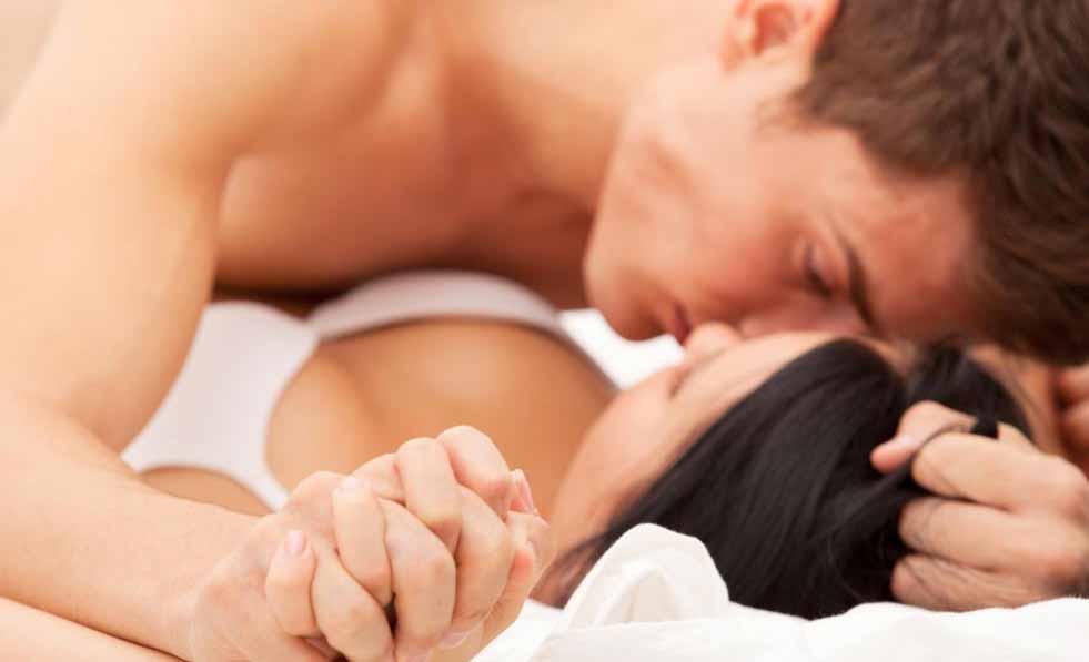 Влагалище выделяется без запаха во время полового возбуждения.