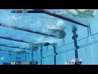 Ryan lochte dolphin kick swimming compilation