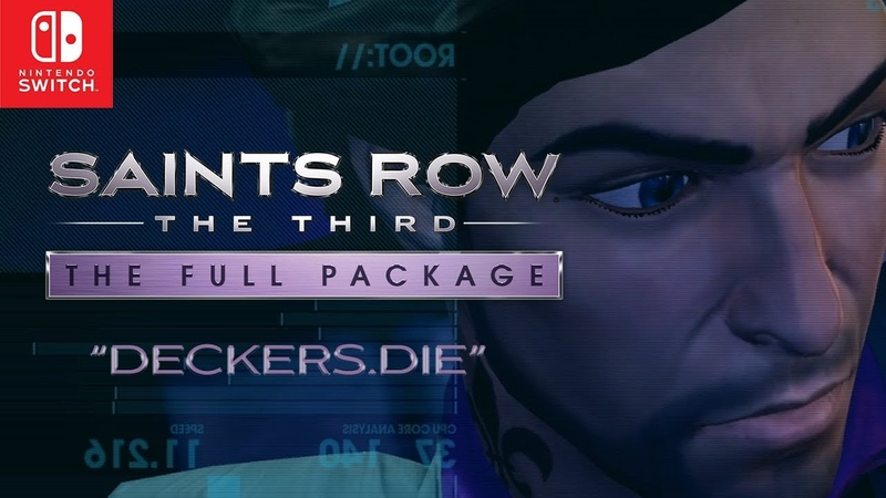 Saints Row® The Third™ Memorable Moments - Deckers.Die (PEGI)