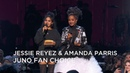 Jessie Reyez Amanda Parris present Juno Fan Choice | 2019 Juno Awards