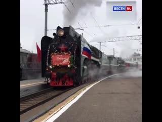 В Москве на Рижском вокзале прошла акция